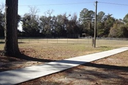 dog park in st simons