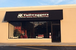 tailwaggers pet grooming and boarding special ad