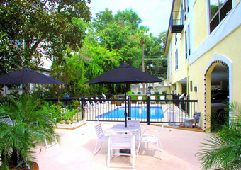 pet friendly hotel in sea island